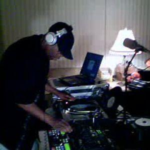 "Dj ""X""..Freestyle/WBMXfm H.M./Classic H/House Jams B Day Bash..Live Mix Session."