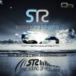 Ruben de Ronde  -  The Sound of Holland 249 on AH.FM  - 13-May-2015
