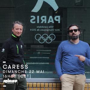 Caress Invite La Chinerie - 22 Mai 2016