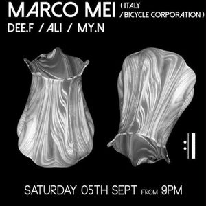 RE.PEAT present Marco Mei @ HRC Hanoi Saturday 5th Sept 2015