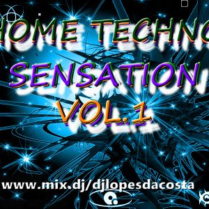 TECHNO SENSATION VOL.1