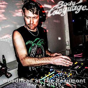 Woodhead at Body Language 17 The Beaumont Studios, May 22 2015