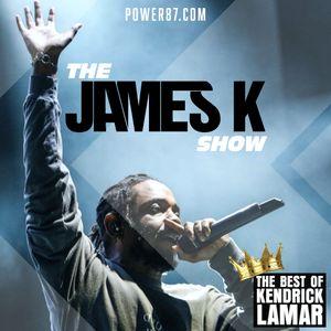 The James K Show - Kendrick Lamar Special 21.07.2020