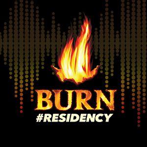 BURN RESIDENCY 2017 – Get Hot! – DJ DavidEncore