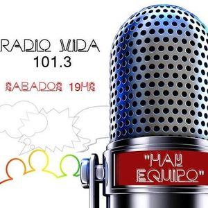 Hay Equipo! Radio Vida Tandil 21 de octubre de 2017