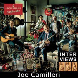Joe Camilleri / Black Sorrows - Salty Interview  (June 2014)