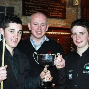 Local Matters: Youghal Snooker's William Kelly joins us.