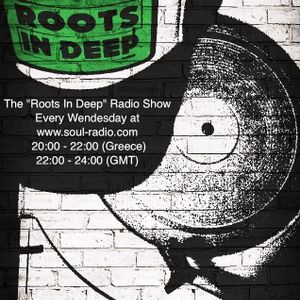 "Roots in Deep ""The Afro Dub Session"" Mixed By Dj Dennis [25/07/12]"