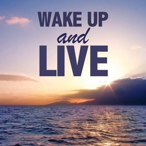 WAKE UP and LIVE - Gonzalo Cumini
