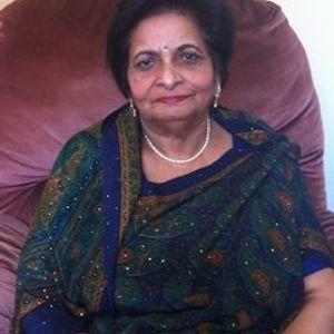 Chai Time With Mrs. Nilu Gupta- Sept 9, 2012
