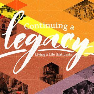 Leaving A Gospel Legacy Part 2