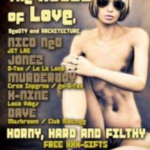 dj Murderboy @ The Kings Club - The House of Love 08-09-2012