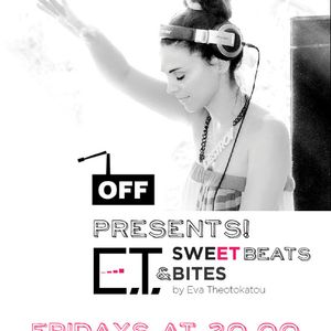 Et beats & bites Radio show by Eva Theotokatou/ OFF Radio/ 22-02-13