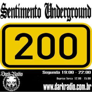 Sentimento Underground - Edition 200