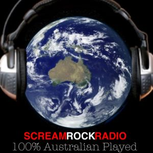 ScreamRockRadio 100% Australian Played 12th August hour 1