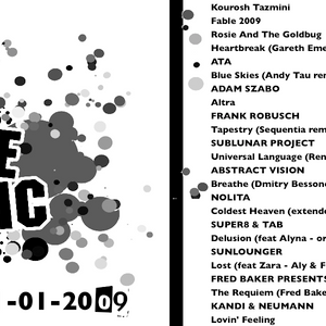 J.O.H.N. TRANCE MIX 11-01-2009