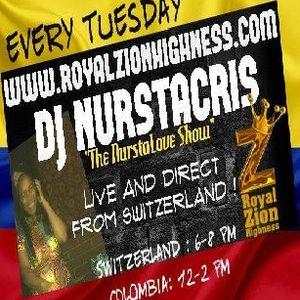 The Nurstalove Online Radio Show Episode4. 18.4.17.  Royalzionhighness.com