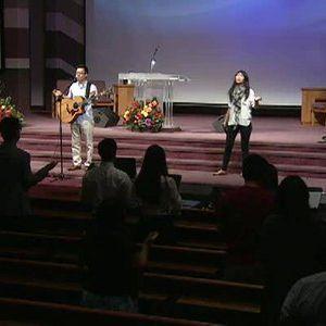 2013/10/13 HolyWave Praise Worship