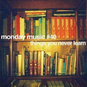 Monday Music #40