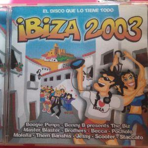 Ibiza mix 2003, Ibiza, Mix, Fran DJ, mix, megamix, dj, effects