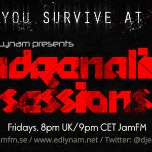 Adrenalin Sessions 054: Guest DJ: Annalisa