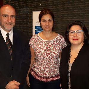 Claudia Arecha y Guillermo Pavoni