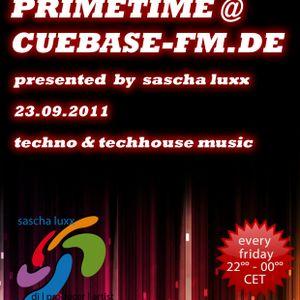 sascha luxx - friday primetime@cuebase-fm_de_23_09_11