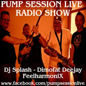 Dj Splash & Dimofat Deejay guest FeelharmonX @ Pump Session Live 2013.04.24