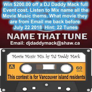 Movie trivia  them Mix Contest Mix By Rod DJ Daddy Mack(c)