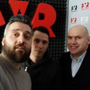 Pokalbiai 360  pasikalbėjo apie kikboksą su Vytautu Kislausku ir Vincu Danisevičiumi