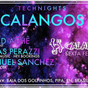 David Achê @ Technights Calangos - Pipa, Brazil -  26/02/2016
