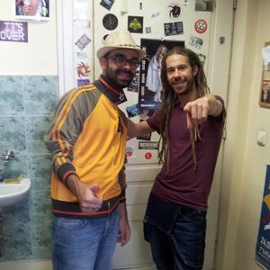 Jamaica Air Force#221 - 11.11.2015 (Zafayah & Jahcoustix interview)