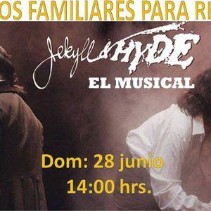 PH BAIRES EN EL AIRE - ESPECIAL JEKYLL & HYDE  28 JUNIO