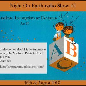 Tzii + Madame Patate / Ludicus Incongritus Ac Devianus part I