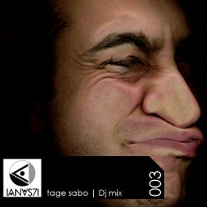Tagesabo (IANUS71 - SAOBI) Mix Podcast 003 - DJ Set - Recorded live