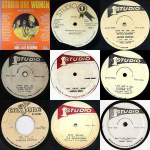 """Reggae ROOTS Jamaican Mixtape #29 Studio One Singles 12"""" Mixes - Essentials Classics Hits Selection"""