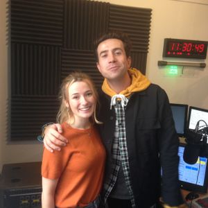 BBC Radio 1's Nick Grimshaw Co-Hosts with Tilly Goodall on RAW