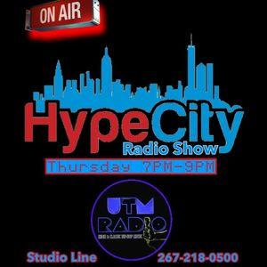 9-14-17 - Hype City Show on uTm Radio