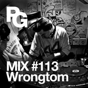 PlayGround Mix 113 - Wrongtom