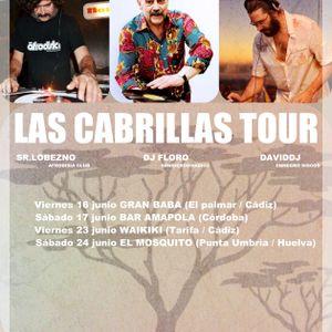 LAS CABRILLAS TOUR