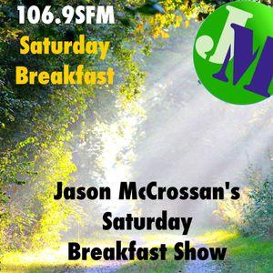 Saturday Breakfast with Jason McCrossan 20 February 2016