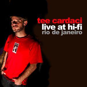 Tee Cardaci Live at Hi-Fi, Rio de Janeiro