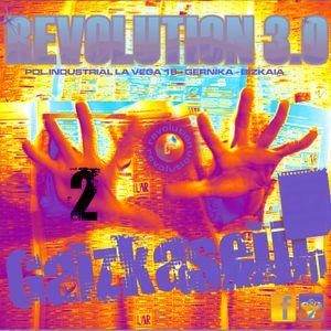 Gaizkaseiji@revolution 3.0 - 27-10-2012 -2º