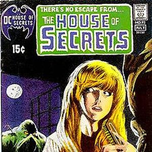25 - House Of Secrets #92 - The First Appearance Of Swamp Thing