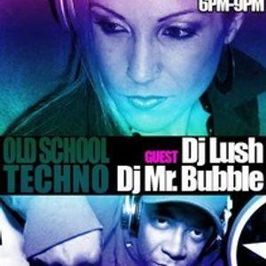 DJ LUSH (((LIVE))) @ FUTUREBOUND RADIO L.A.