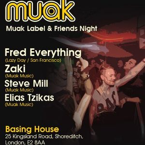 Live @ Basing House [London] 23rd June 2012