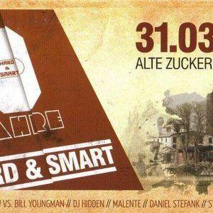 FleXer @ 10 Jahre Hard & Smart Alte Zuckerfabrik Laucha 31.03.2012