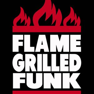 Flame Grilled Pres-The Lost black disc-Mixed by J-BEAT(NBK)