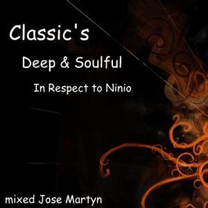 Classic's Deep & Soulful  Tunes
