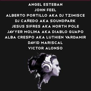 """Angel Esteban@La Noche Dance 150""""Special GuestMix"""" in Futuro Fm-Spain (8-12-2012)"""